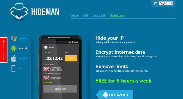 hideman