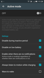 How Enable Ambient Display Feature On Any Roid