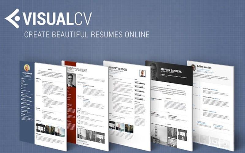 Best Websites To Create Professional Resume Online