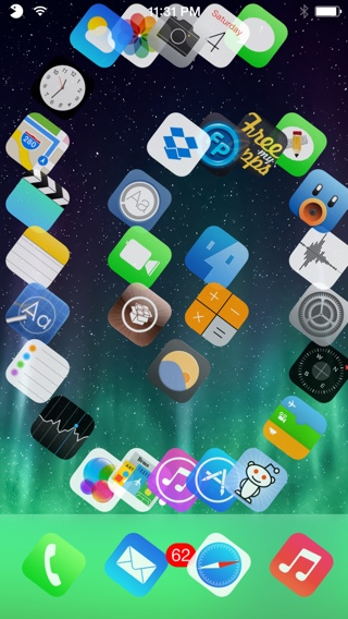 App To Change Wallpaper Automatically Iphone Best Jailbreak Tweaks For Ios 7 On Iphone 4 4s 5 5s 5c
