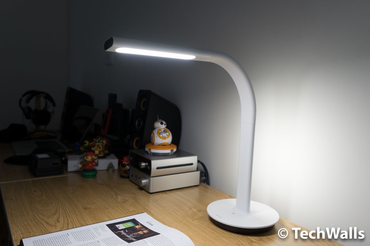 Xiaomi Ceiling Light Philips Xiaomi Philips Eyecare Smart Lamp 2 Review When Xiaomi