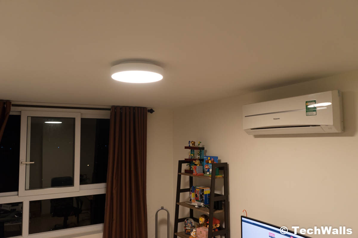 Yeelight Ceiling Light Remote Xiaomi Yeelight Smart Led Ceiling Light Review I Didn 39t
