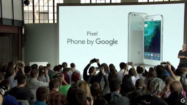 画像2: 米Googleは2016年10月4日、カリフォルニア州サンフランシスコで開催した記者発表イベントでGoogleブランドの新スマートフォン「Pixel」を発表した。 外見はiPhone6/7とそっくりだが、中身はどうか? [...] techwave.jp