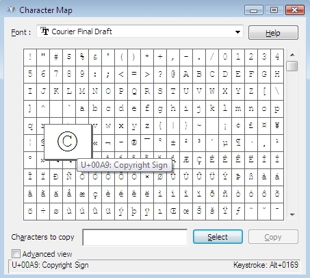Copyright Symbol How to Type and Insert in Computer