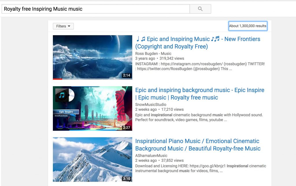6 Places to Find Background Music for YouTube Videos For Free