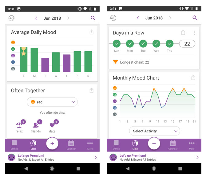 6 Best Mood Tracker Apps For Bipolar Disorder And Anxiety TechWiser