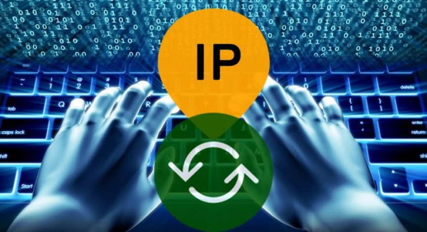 how to change your ip address on windows