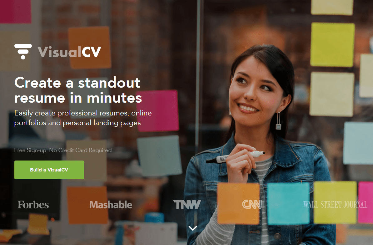 Get Your Resume to StandOut From the Rest with VisualCV FREE TechYaYa