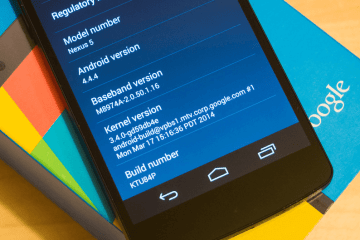 Android 4.4.4 for Nexus Devices