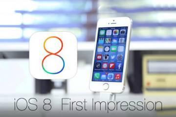 ios-8 first impression-techzei