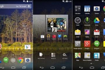 Google Now Launcher - All Phones