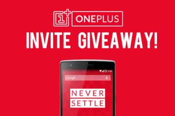 giving away oneplus one invite - techzei