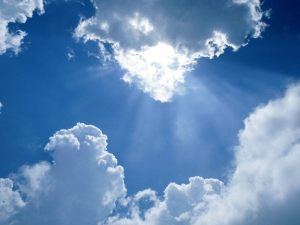 Bright Cloud