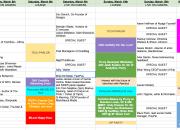 TechZulu Trend Lounge SXSW 2013 Schedule