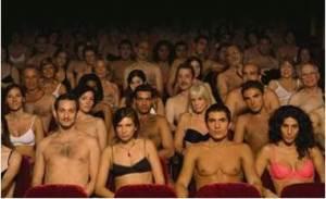 Al Hablar En Público, ¿Funciona Imaginarlos Desnudos