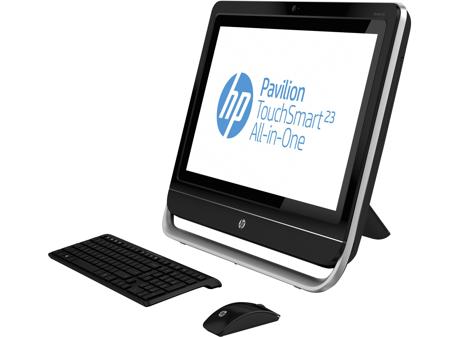 Venta De Ordenadores De Mesa Hp Pavilion Touchsmart 23 F203es All In One Tecnoaccesible