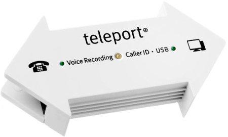 Teleport 20, permite grabar y guardar tus llamadas telefónicas en