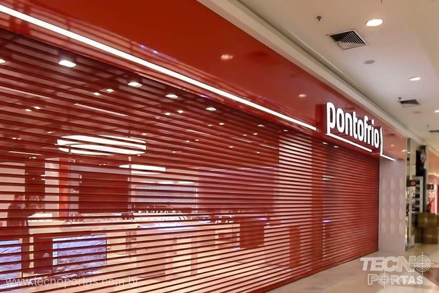 PORTAS DE ENROLAR TRANSVISION COMERCIAIS