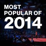 The most popular talks of 2014