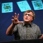 Lennart Green: Close-up card magic with a twist