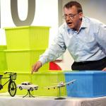 Hans Rosling: Global population growth, box by box