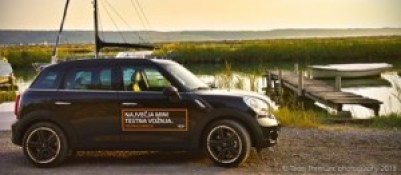 Mini Cooper All4 S Countryman - Teddy's Blog - Testiraj Mini