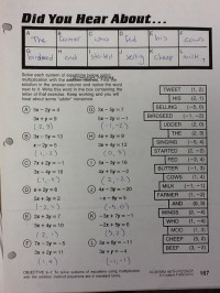 Did You Hear About Worksheet Answers Page 150 - Breadandhearth