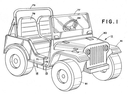 power wheels jeep 4x4