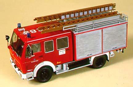Revell Fire Trucks