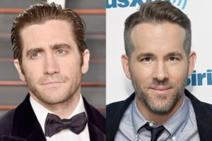 Ryan Reynolds and Jake Gyllenhaal Ryan Reynolds and Jake Gyllenhaal Ryan Reynolds & Jake Gyllenhaal bring the funny jake ryan 1