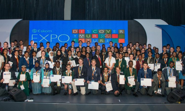 Eskom Expo Gold Medal and Category Winners
