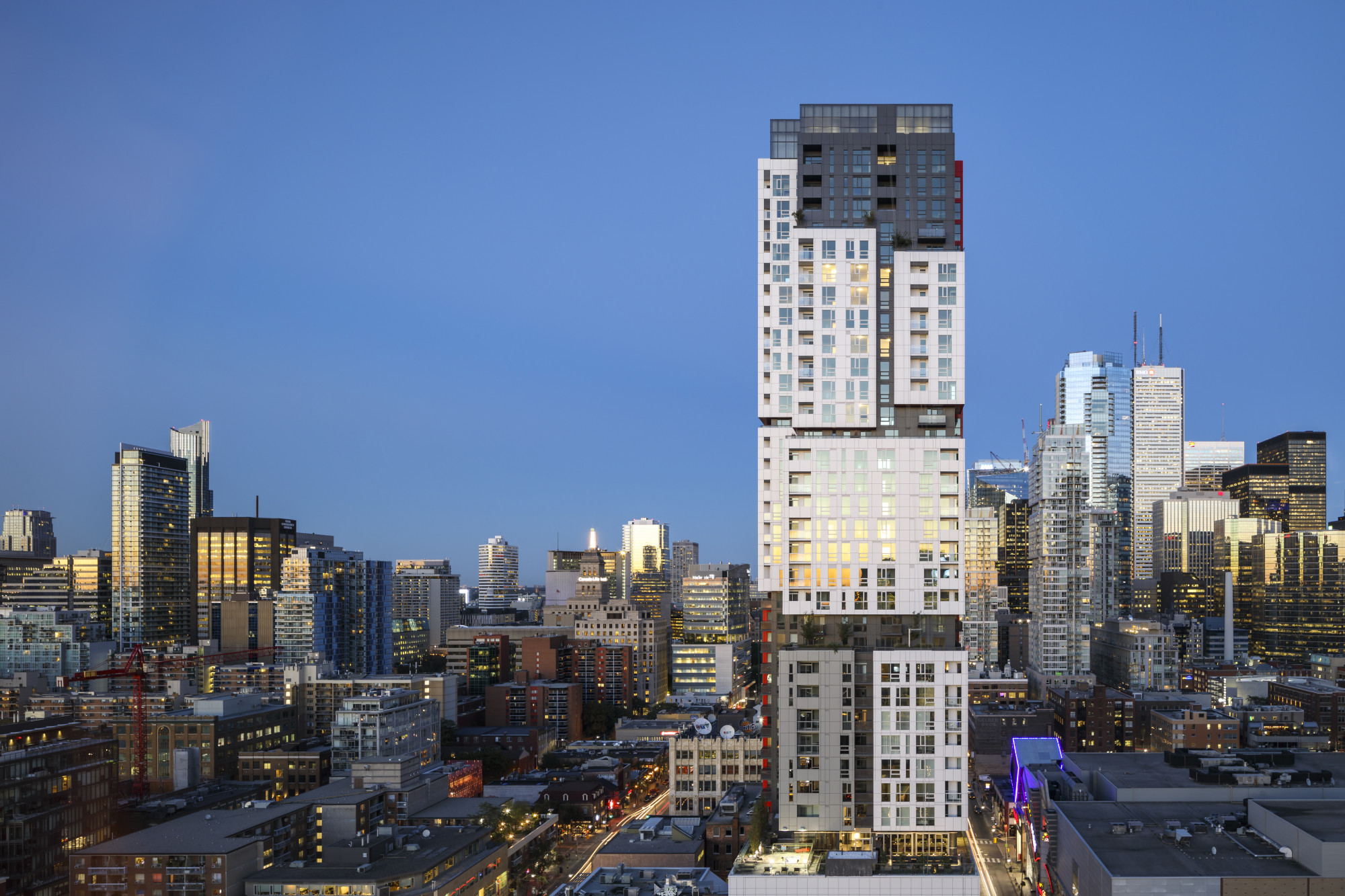 Architects Toronto Picasso On Richmond Wins Urban Toronto S Best Tall Building Award