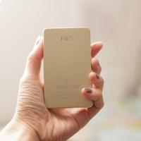 FiiO X1 MP3 Player Review