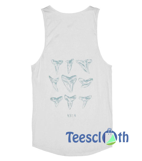 RVCA Graphic Tank Top Men And Women Size S to 3XL