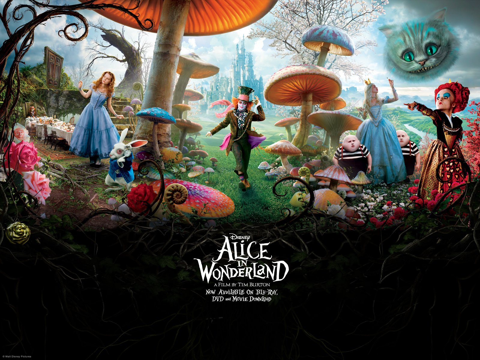 Amazon Store Banne Alice In Wonderland Teespring