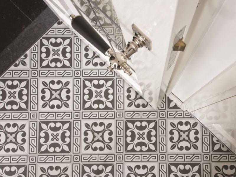 Tegels Met Patroon : Keramische patroon tegels tegelaer tegelhandel oostwold gem leek