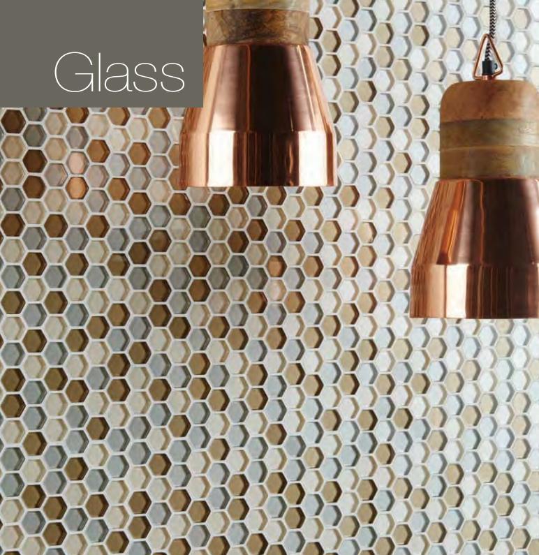 ozaiek Original style glass