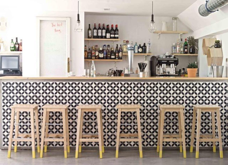 Tegels voor keuken bar