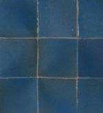 Zelliges petroleum blue