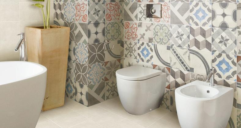 Vintage Tegels Badkamer : Vintage tegels badkamer beautiful badkamer tegels oceaan blauw