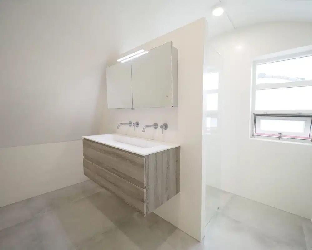 Bruine Voegen Badkamer : Badkamer tegels creme colosseum creme beige flevisteen