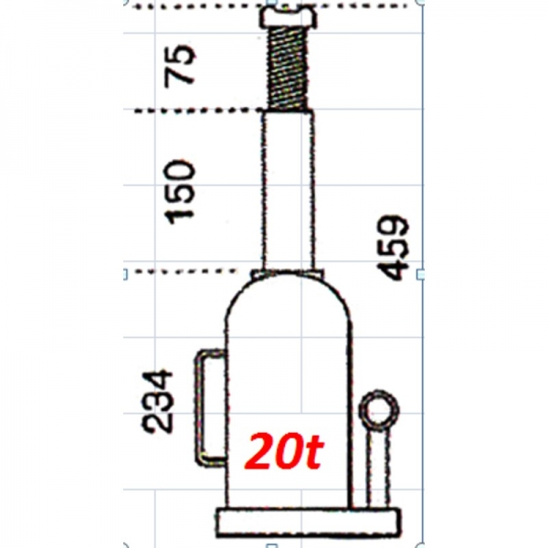 hydraulic bottle jack hydraulic bottle