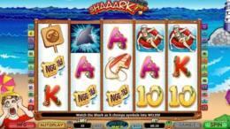 игровой автомат акула