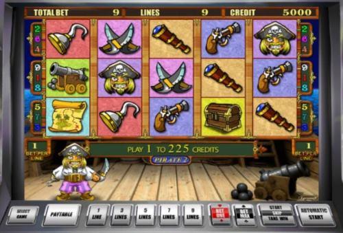 автомат пират 2