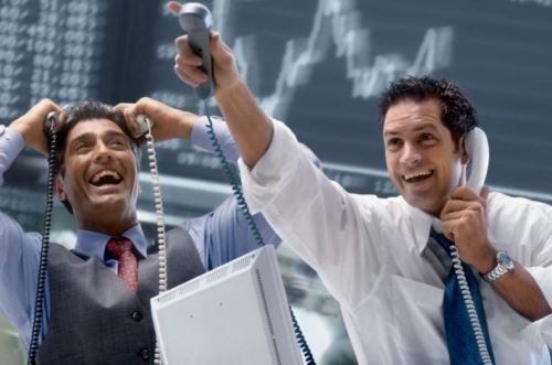 брокер биржа бизнес финансы