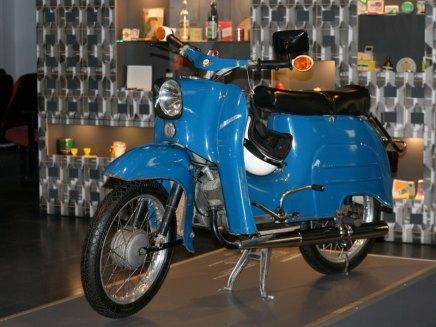 DDR-Museum-Simson von vorn