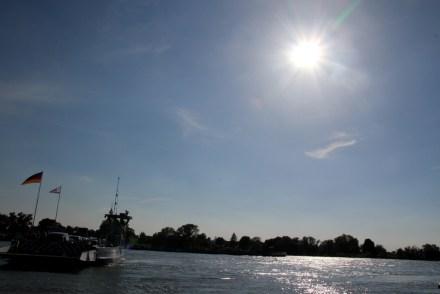 Die Rheinfähre