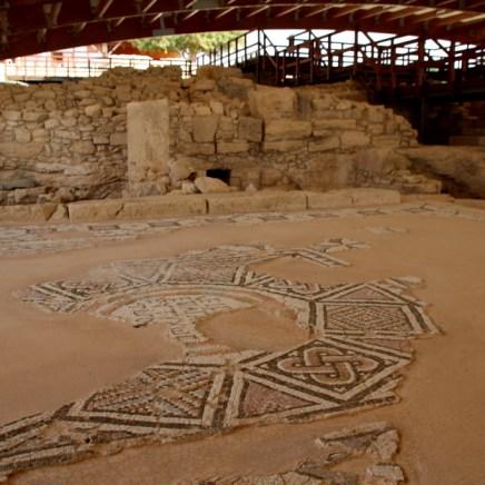Amathous - Akropolis Zypern