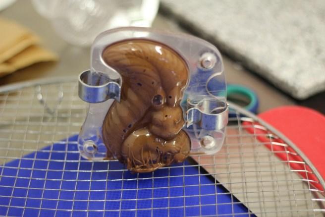 Eichhörnchenform