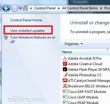 windows 7 pro service pack update